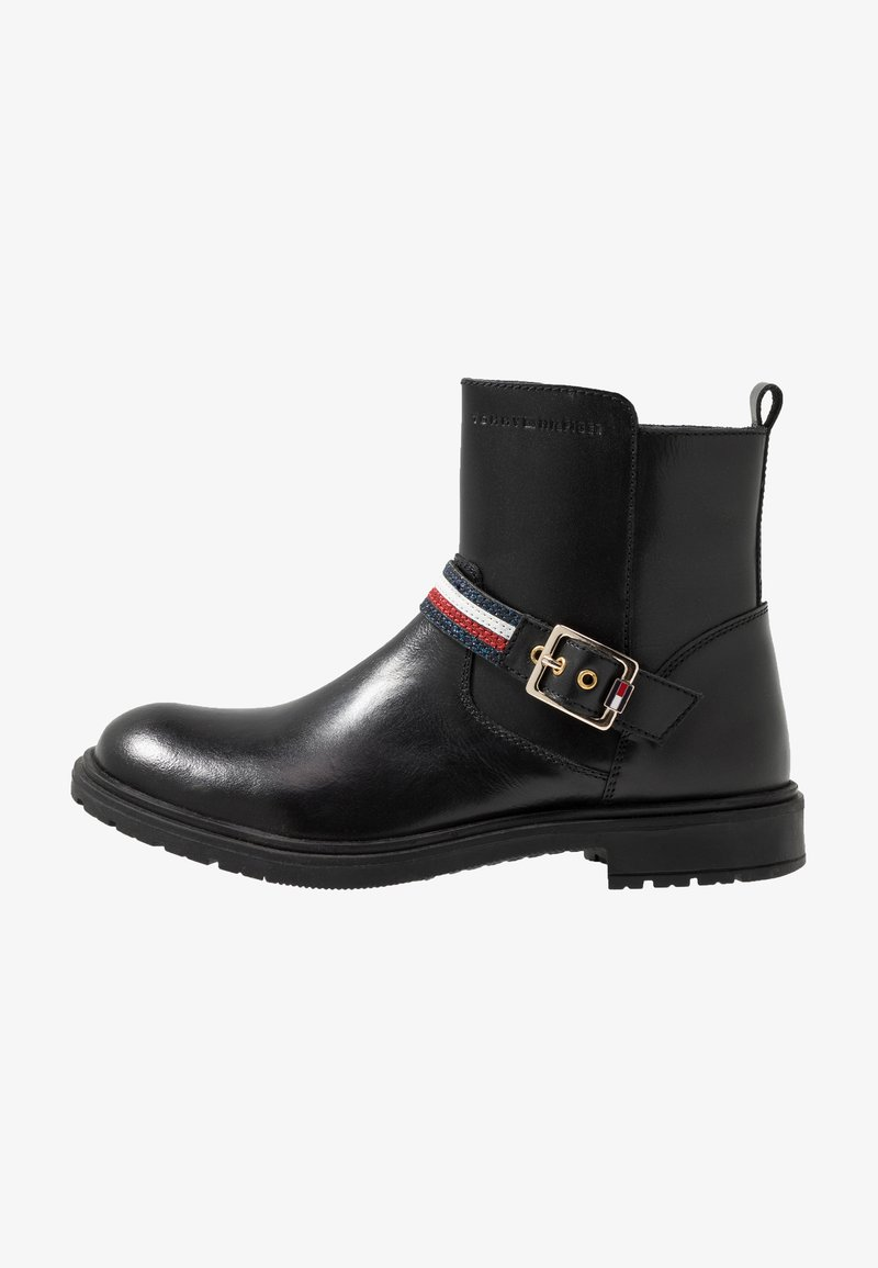 Tommy Hilfiger - Classic ankle boots - black