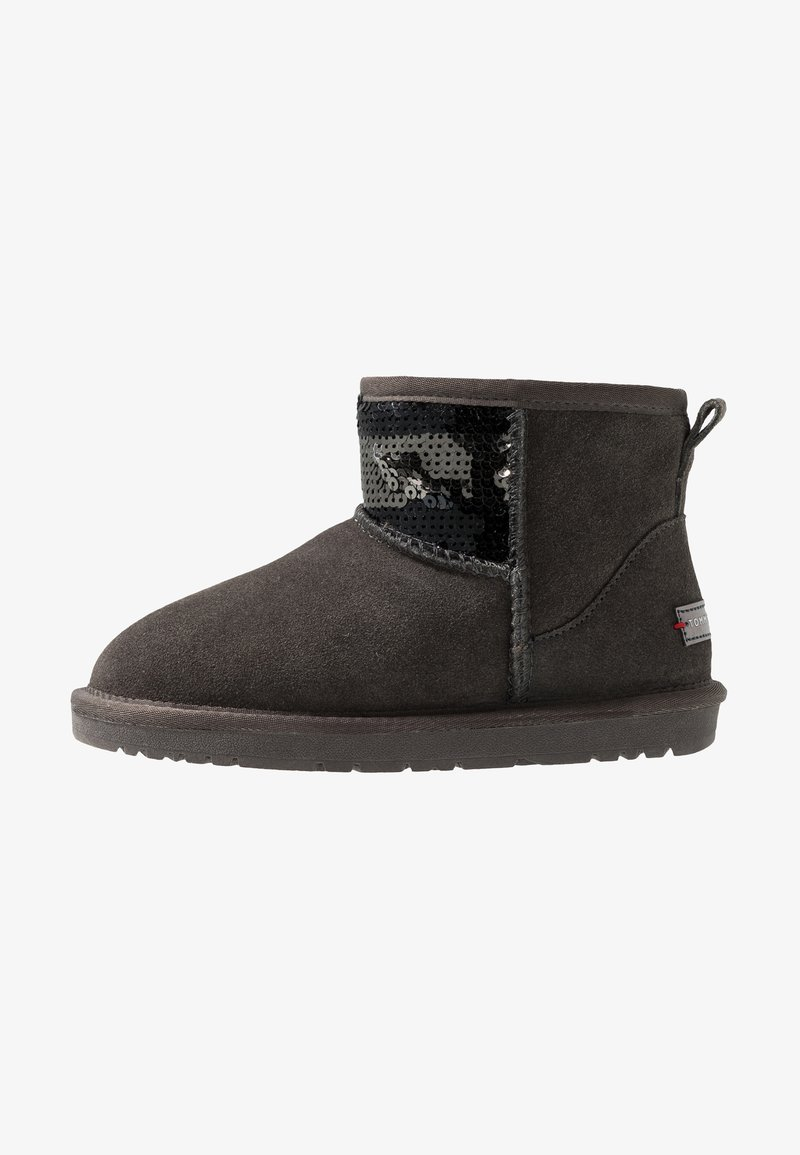 Tommy Hilfiger - Bottines - dark grey