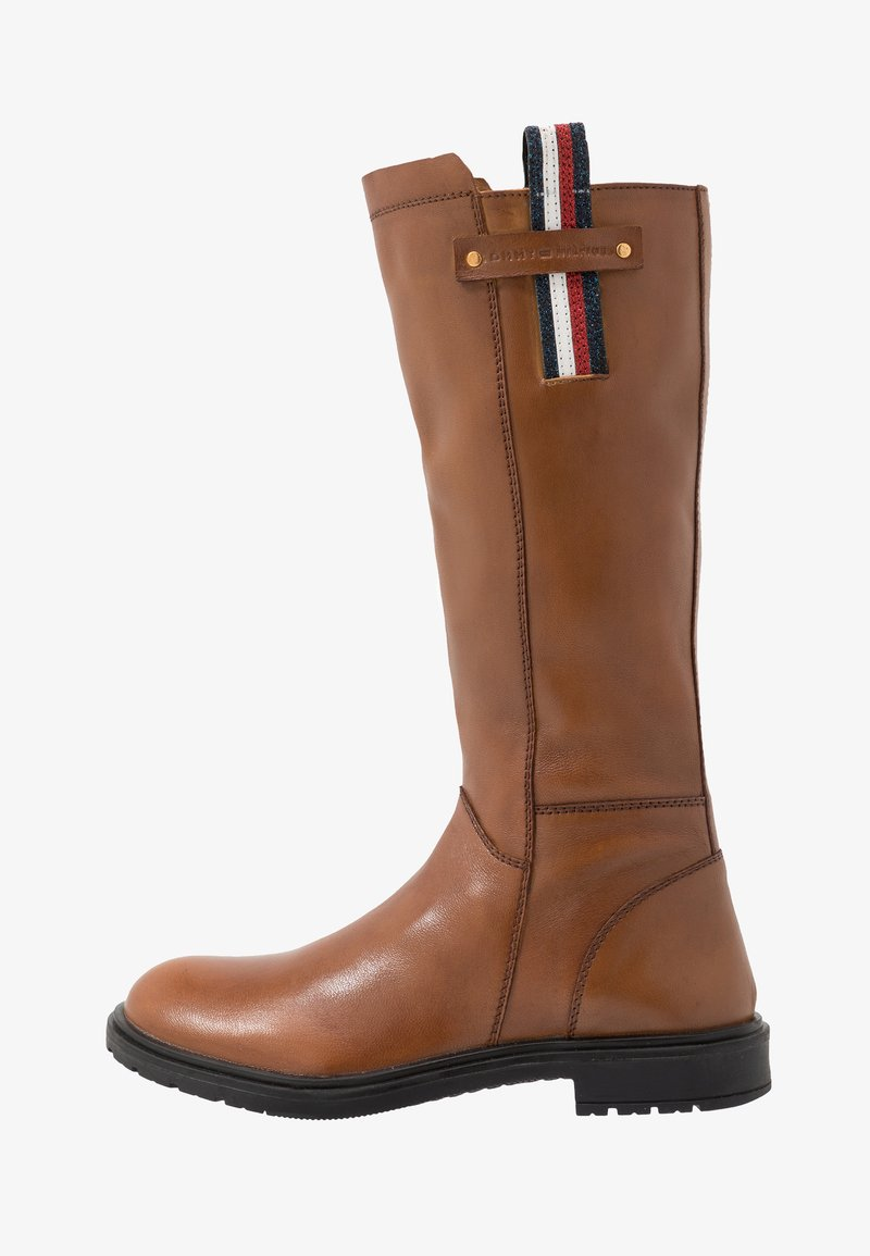 Tommy Hilfiger - Boots - tobacco
