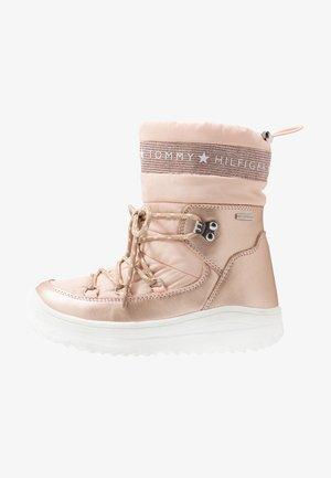 Vinterstøvler - pink