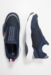 Tommy Hilfiger - Instappers - blue - 0