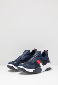 Tommy Hilfiger - Instappers - blue - 3