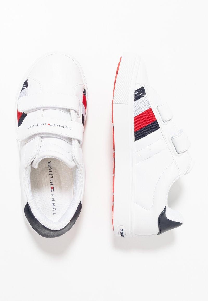 Tommy Hilfiger - Sneakersy niskie - white/blue