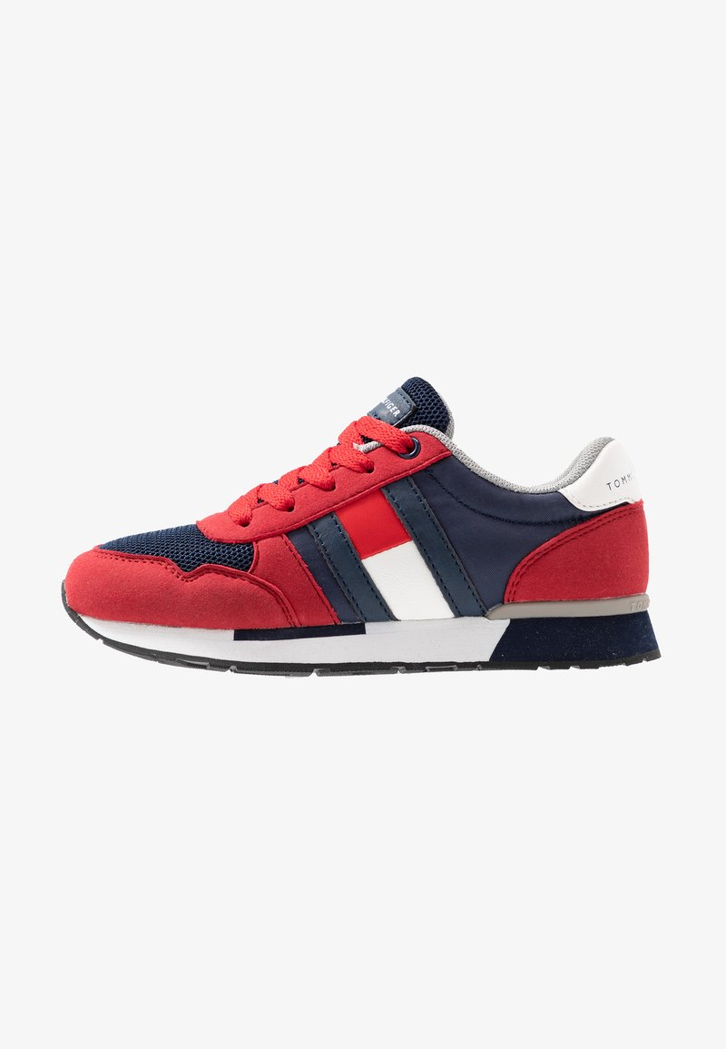 Tommy Hilfiger - Sneakers - red/blue