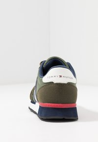 Tommy Hilfiger - Sneakers laag - green - 3