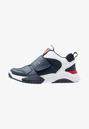 Sneakersy wysokie - blue/white
