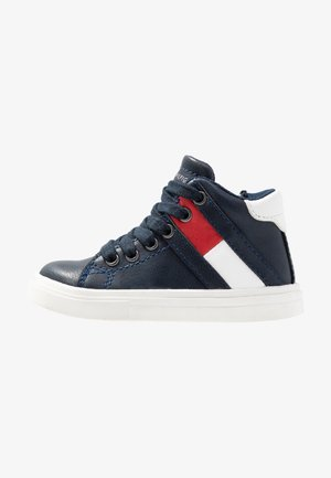 Höga sneakers - blue