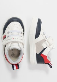 Tommy Hilfiger - Sneakers laag - blue/white/red - 0