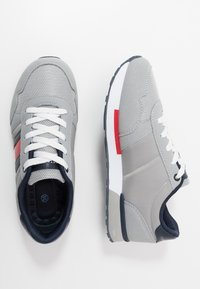 Tommy Hilfiger - Sneakers laag - grey - 0