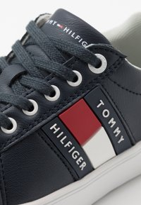 Tommy Hilfiger - Sneakers basse - blue/white