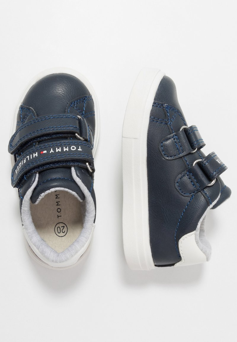 Tommy Hilfiger - Zapatillas - blue/white
