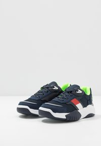 Tommy Hilfiger - Sneakers laag - blue - 3