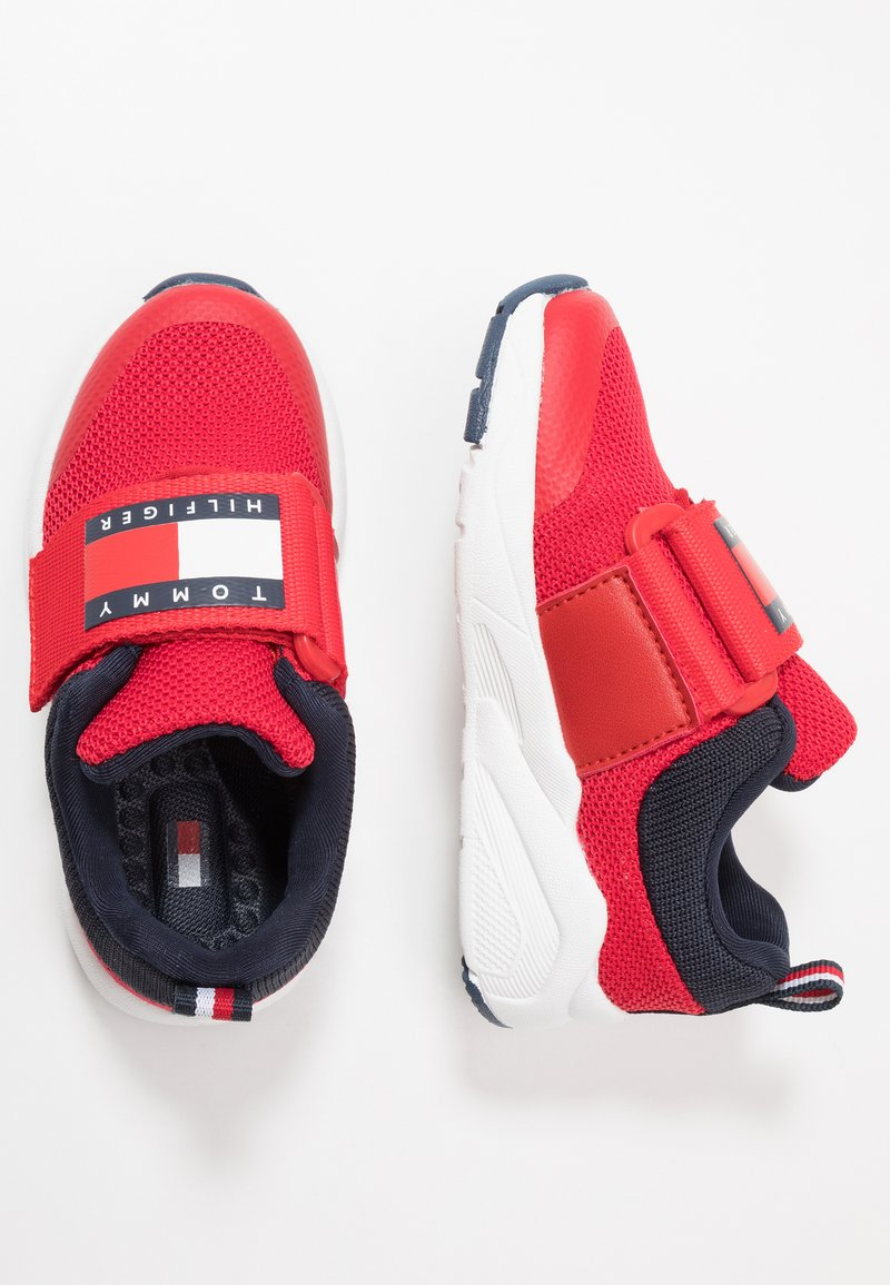Tommy Hilfiger - Sneakers laag - red