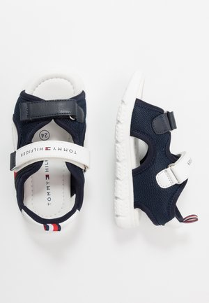 Sandales de randonnée - blue/white