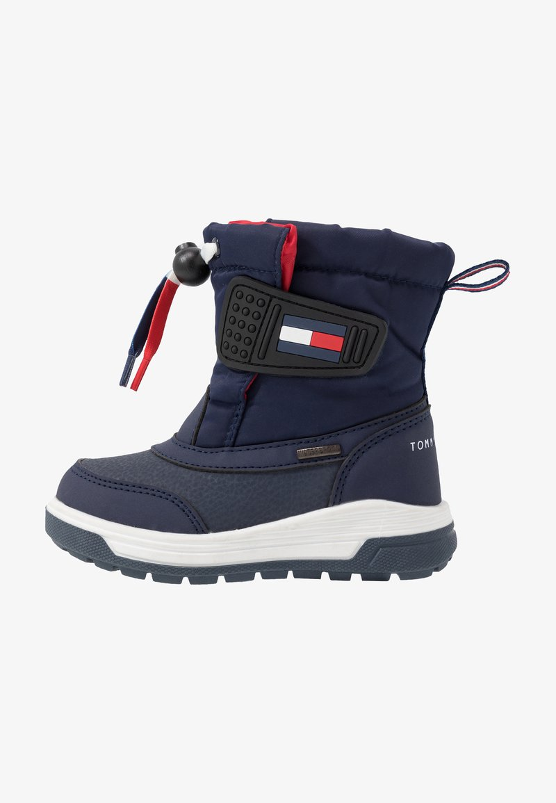 Tommy Hilfiger - Winter boots - blue