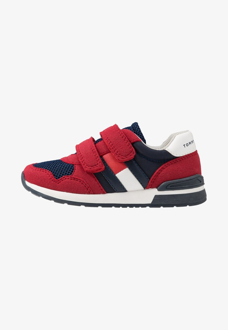 Tommy Hilfiger - Trainers - red/blue