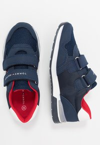 Tommy Hilfiger - Sneakers laag - blue - 0