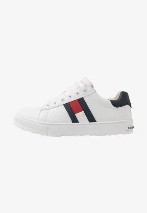 Sneakersy niskie - white/blue