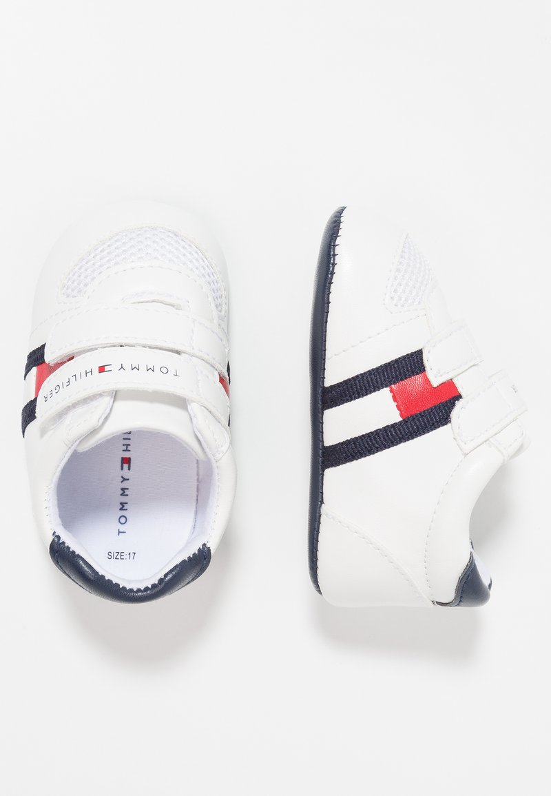 Tommy Hilfiger - First shoes - white/blue