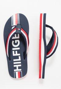 Tommy Hilfiger - T-bar sandals - blue/multicolor - 0