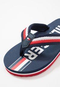Tommy Hilfiger - T-bar sandals - blue/multicolor - 2