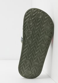 Tommy Hilfiger - Ciabattine - military green - 5