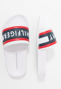 Tommy Hilfiger - Pantofle - white/red/blue - 0