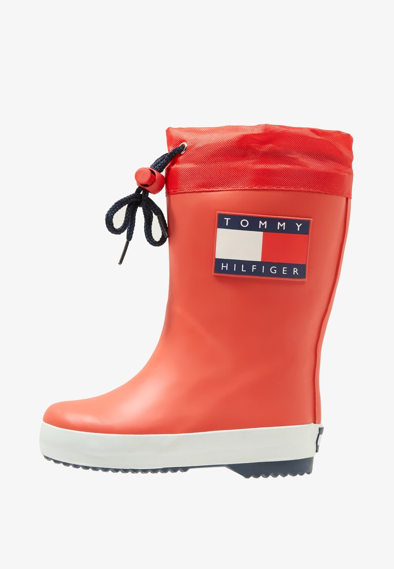Tommy Hilfiger - Wellies - red