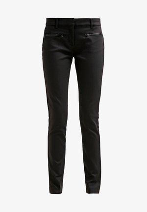 MARTA  - Spodnie materiałowe - black