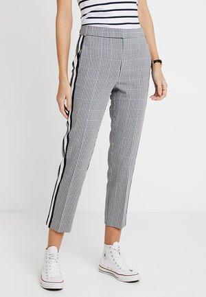 BALESKA ANKLE PANT - Pantalon classique - blue