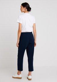 Tommy Hilfiger - ADORA PANT - Pantalon classique - blue - 2