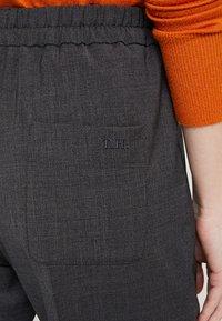 Tommy Hilfiger - ESSENTIAL PULL ON PANT - Pantalon classique - grey - 5