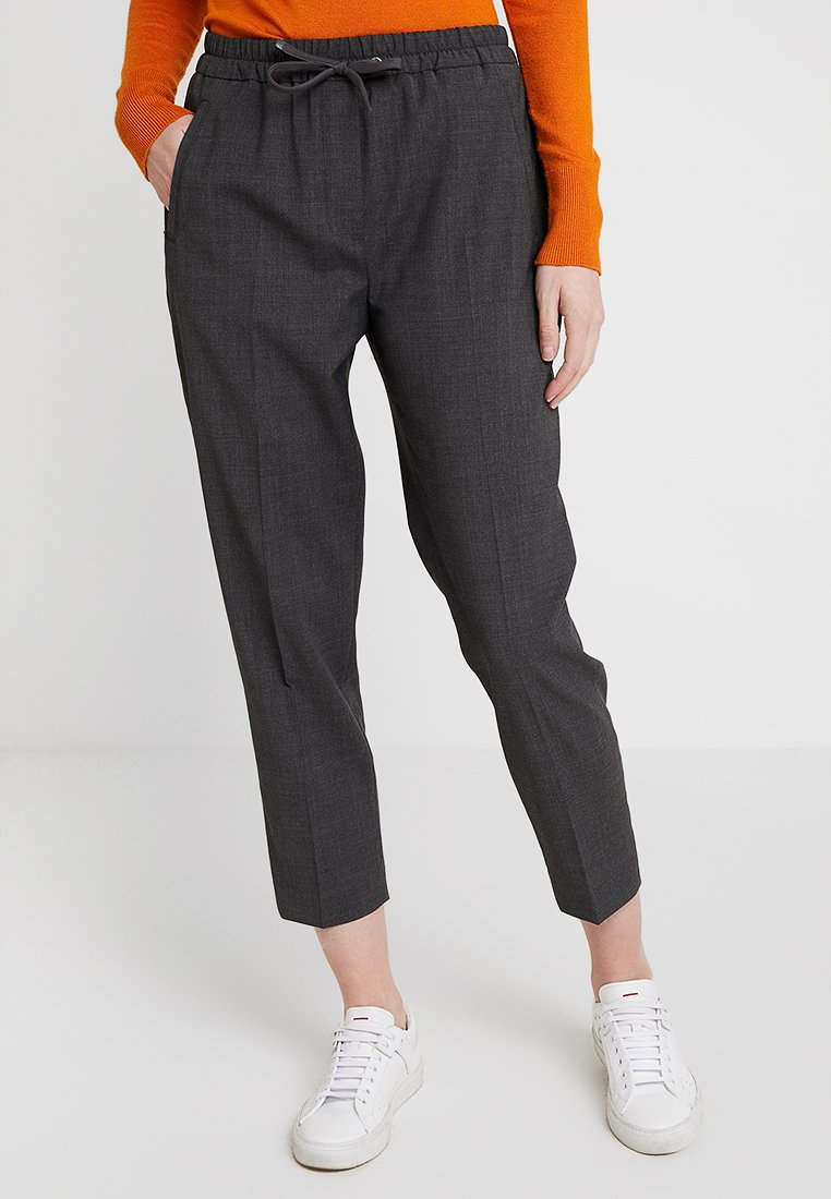 Tommy Hilfiger - ESSENTIAL PULL ON PANT - Stoffhose - grey