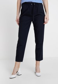 Tommy Hilfiger - ESSENTIAL PULL ON PANT - Pantalon classique - blue - 0