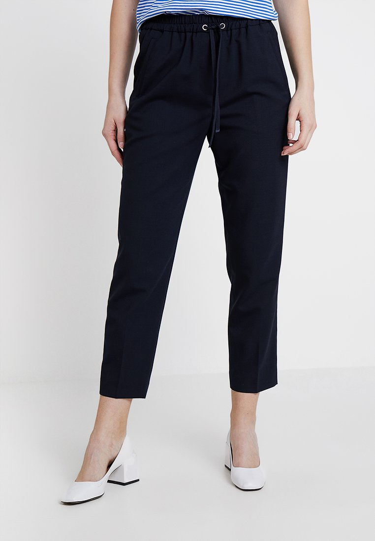 Tommy Hilfiger - ESSENTIAL PULL ON PANT - Trousers - blue