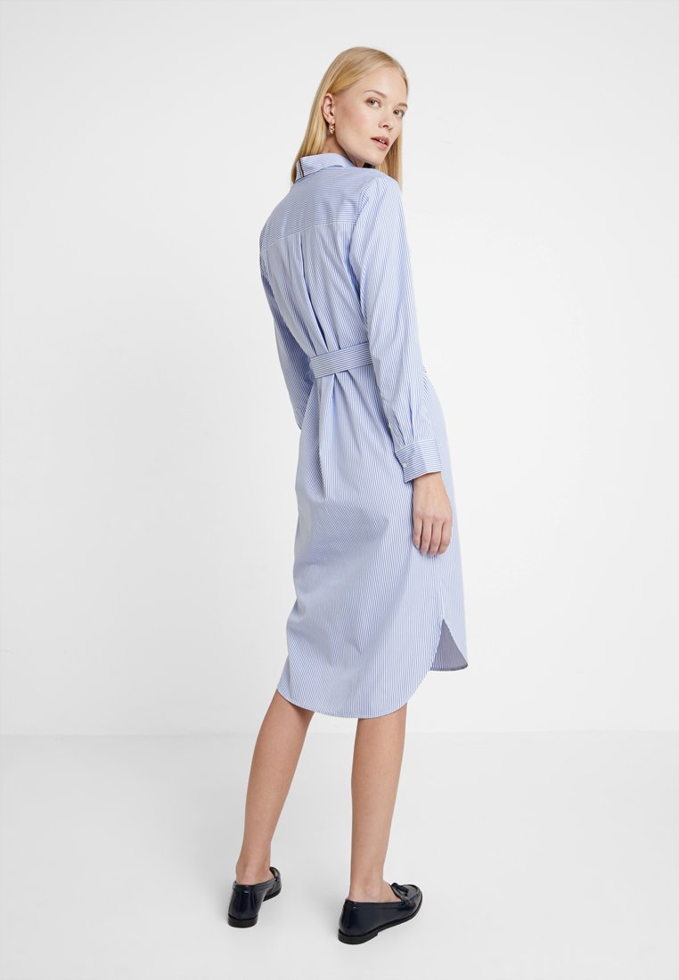 Tommy Hilfiger - ESSENTIAL DRESS - Shirt dress - blue
