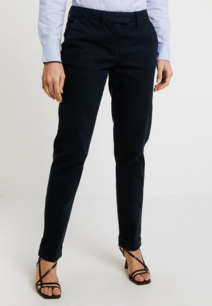 HERITAGE - Chinos - midnight