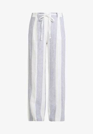 MARTINA PULL ON PANT - Trousers - blue