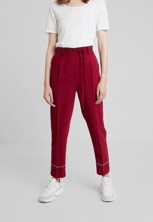 PALOMA PULLON PANT - Trousers - purple