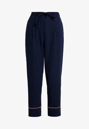 PALOMA PULLON PANT - Kalhoty - blue