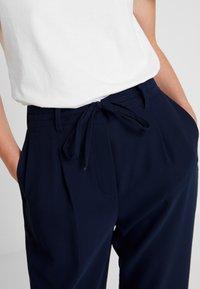 Tommy Hilfiger - PALOMA PULLON PANT - Pantalon classique - blue - 6