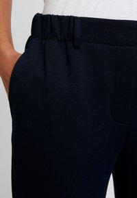Tommy Hilfiger - ROSHA PULL ON CROPPED PANT - Teplákové kalhoty - blue - 4