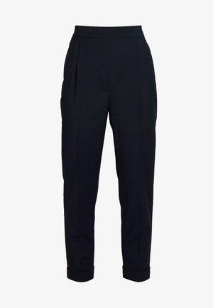 ESSENTIAL FLEX PULLON - Trousers - blue