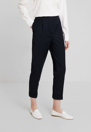 ESSENTIAL FLEX PULLON - Pantalon classique - blue