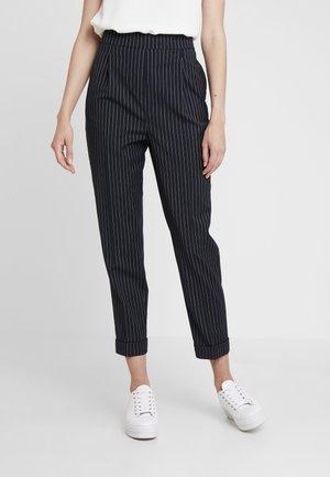 ESSENTIAL FLEX PULLON - Spodnie materiałowe - blue