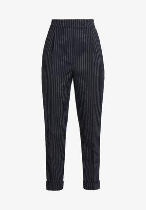 ESSENTIAL FLEX PULLON - Pantalon classique - blue