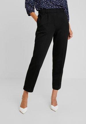 DION PULL ON PANT - Pantalon de survêtement - black