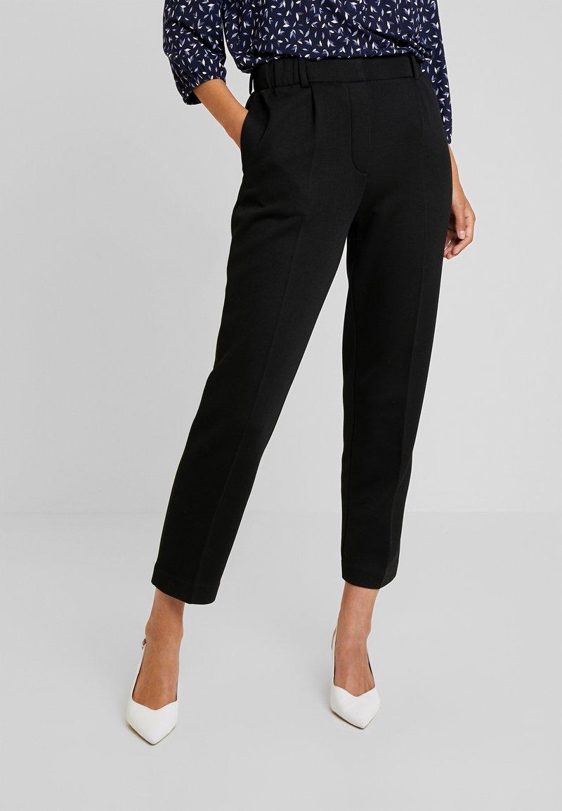 Tommy Hilfiger - DION PULL ON PANT - Pantalon de survêtement - black