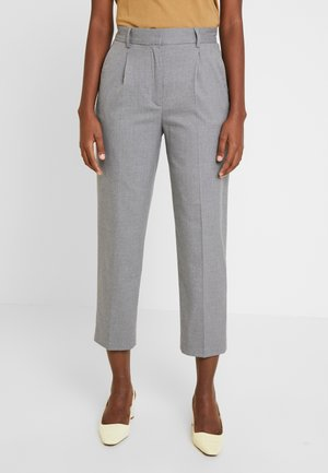 ESSENTIAL PANT - Trousers - grey