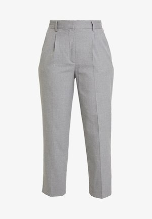 ESSENTIAL PANT - Spodnie materiałowe - grey